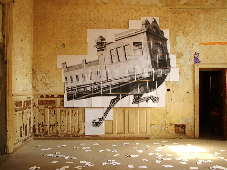 Štěpánka Bláhovcová Moving Station